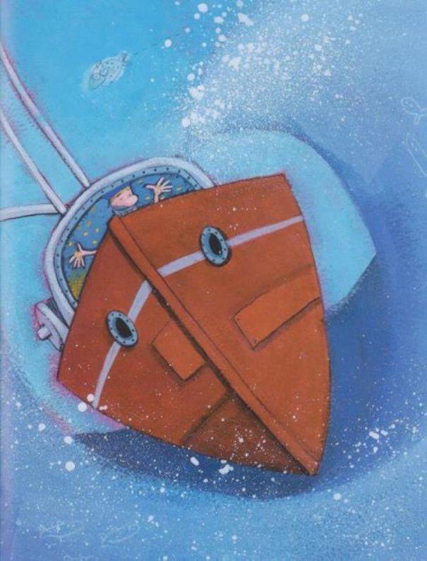 Čarobni mlinček ali zakaj je morska voda slana