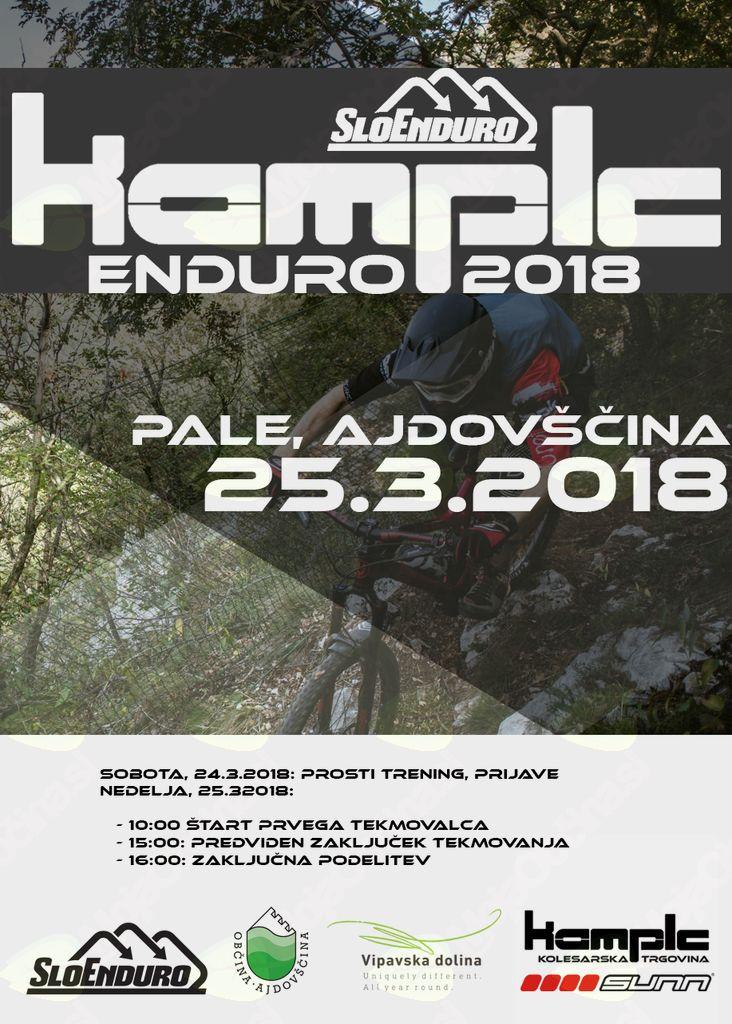 KAMPLC ENDURO AJDOVŠČINA 2018