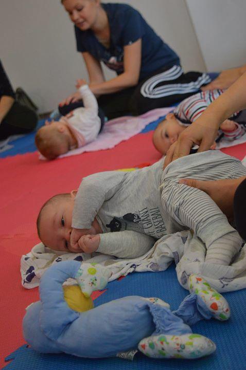 BABY Handling ZAGORJE-Pravilno rokovanje z dojenčkom