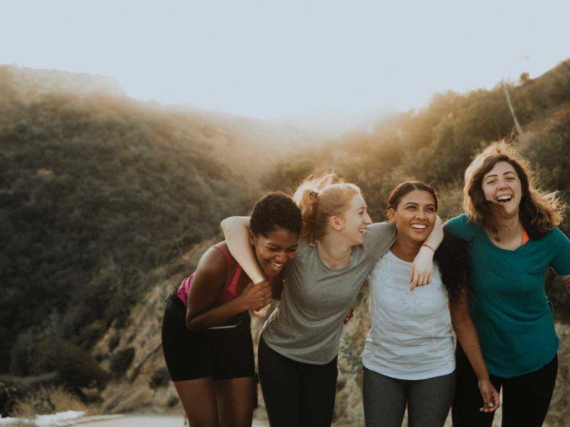 Zaupno pogovorna skupina za ženske