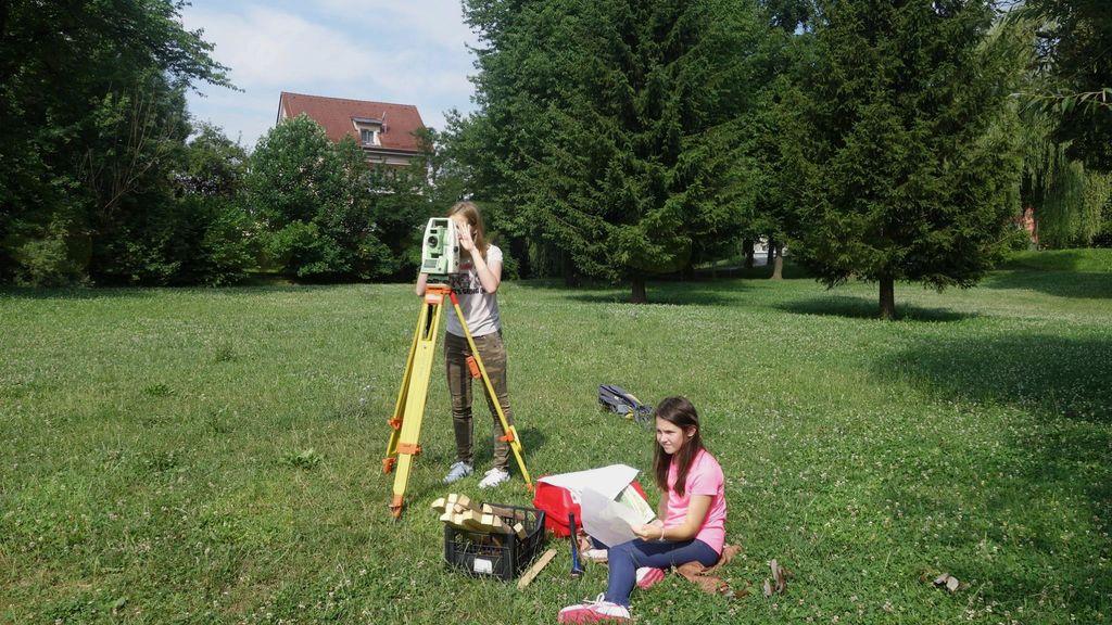 Poletna šola na Fakulteti za gradbeništvo in geodezijo UL