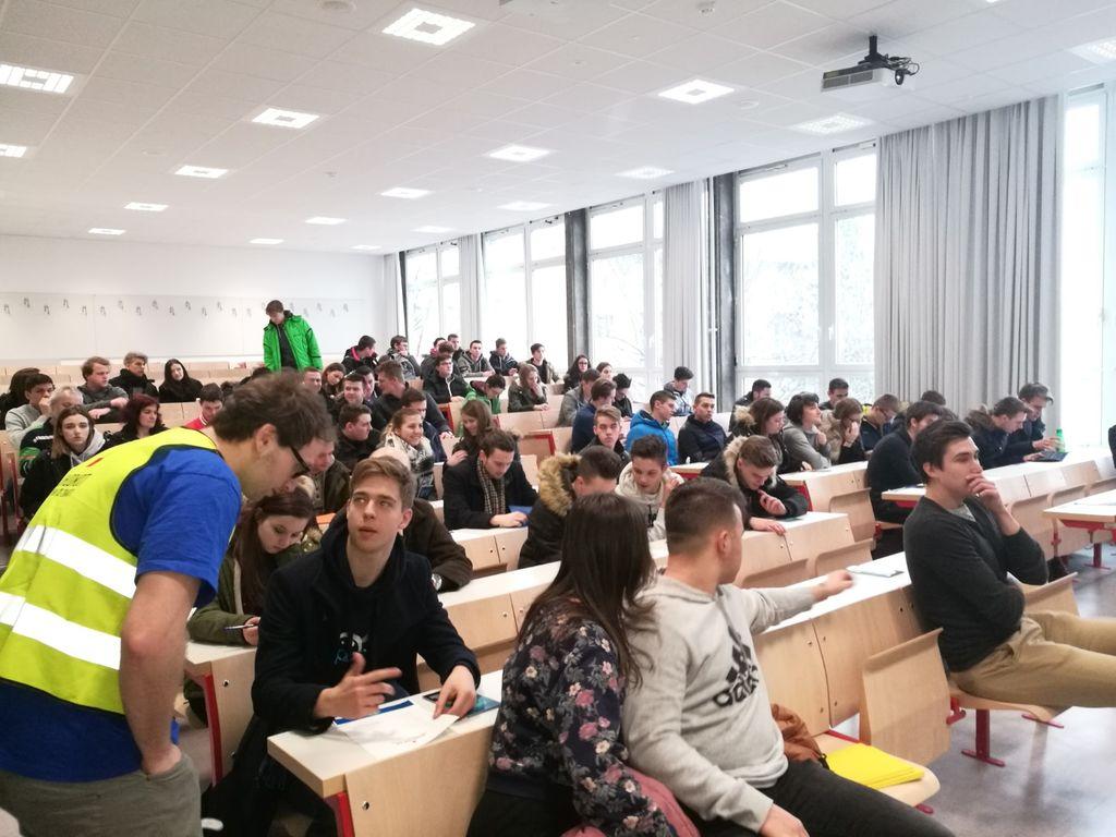 Informativni dnevi na Fakulteti za gradbeništvo in geodezijo UL
