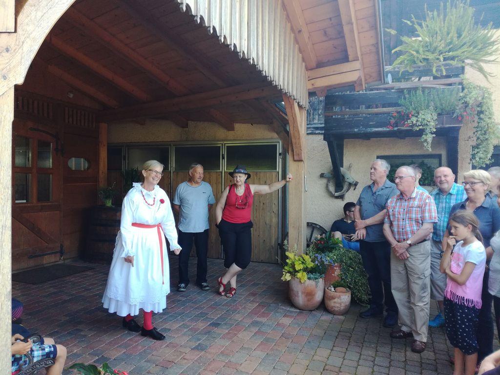 Lukovčani obiskali Belo krajino