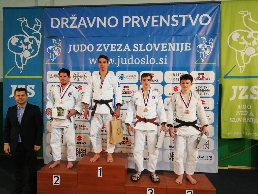 Nace Herkovič - 3. mesto do 66 kg