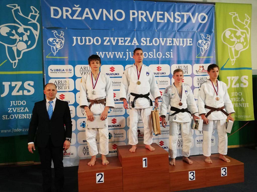 Vinko Prevolšek - 3. mesto do 60 kg