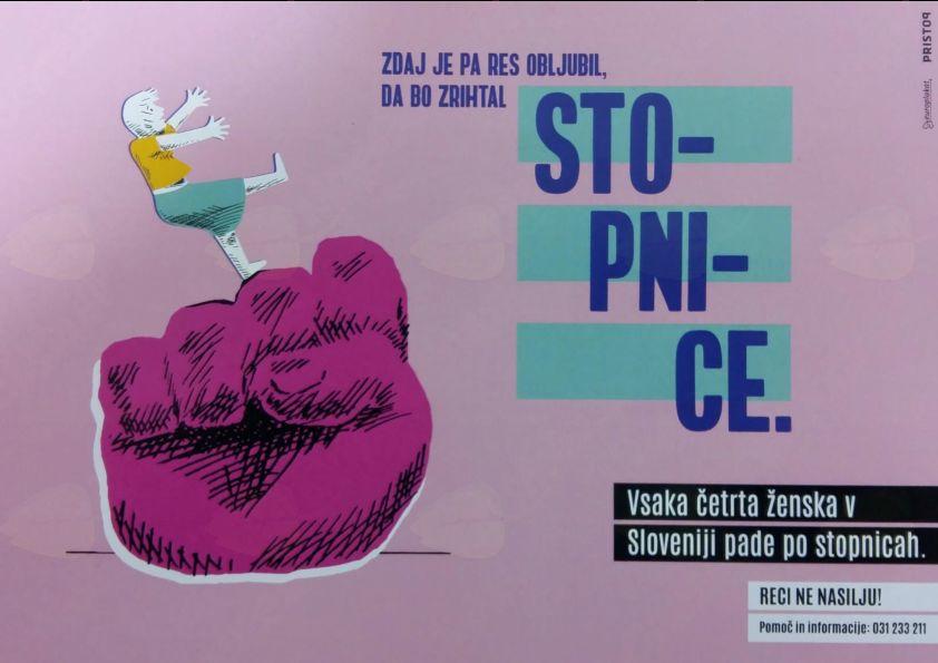 Mednarodni dnevi boja proti nasilju nad ženskami