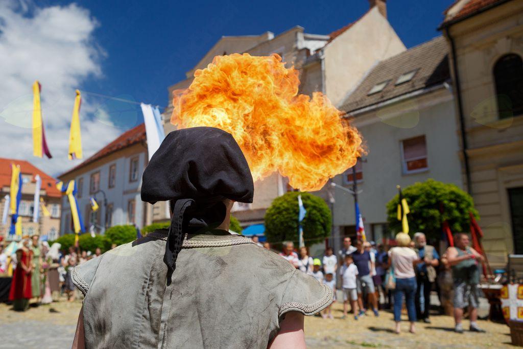 Srednjeveški preludij v Slovenj Gradcu