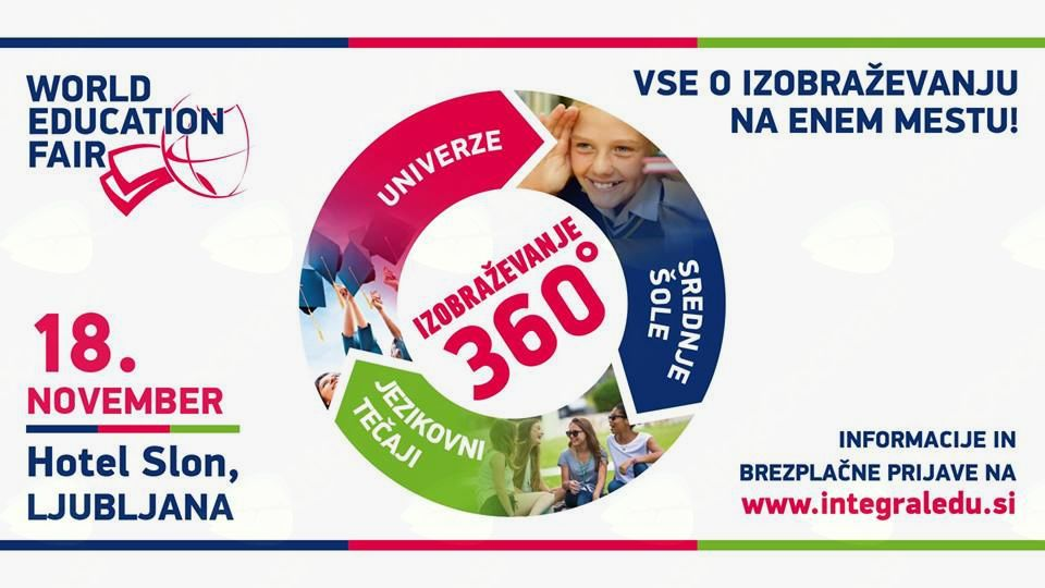 World Education Fair Slovenija