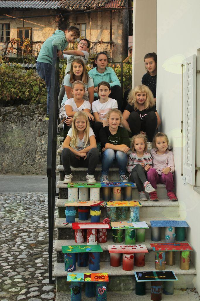 Pričetek desete sezone ustvarjalnih delavnic za otroke v Ročinju