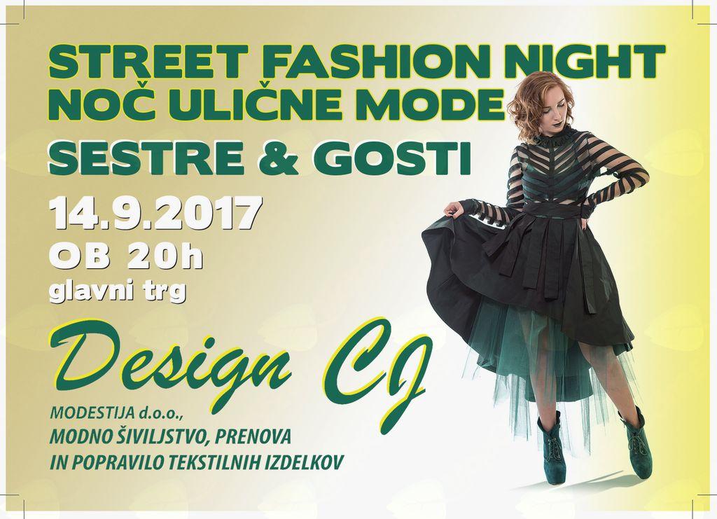 Noč ulične mode
