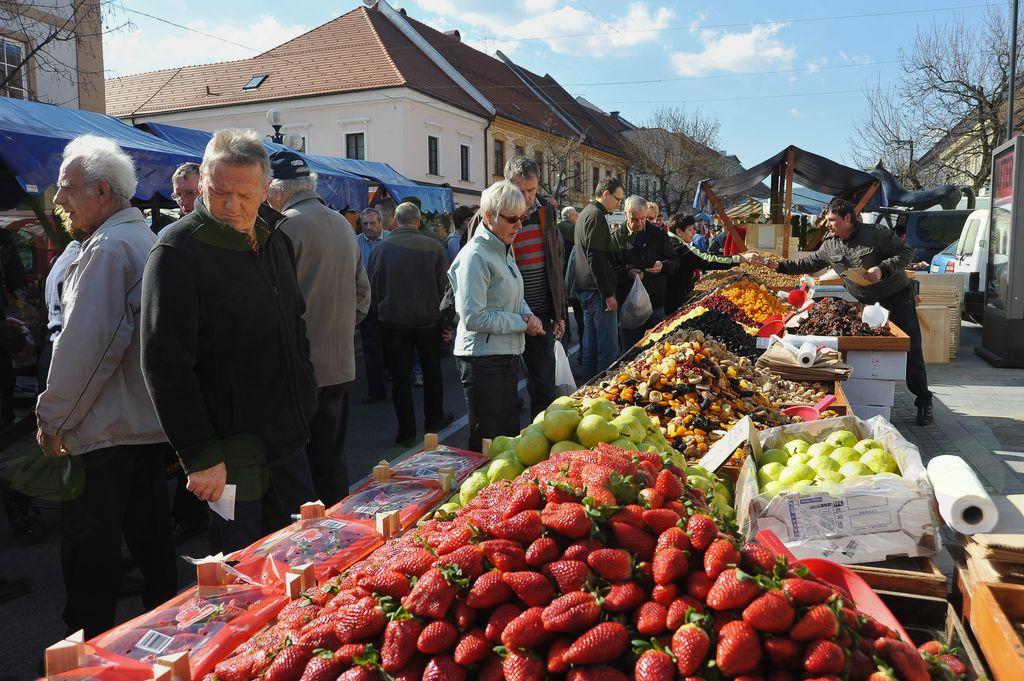 Tradicionalni Jožefov sejem v Slovenj Gradcu