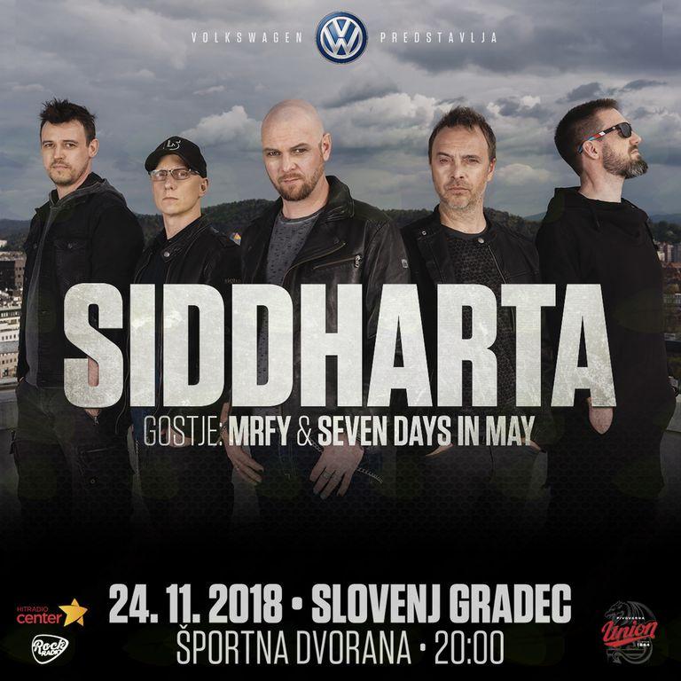 Koncert skupine Siddharta