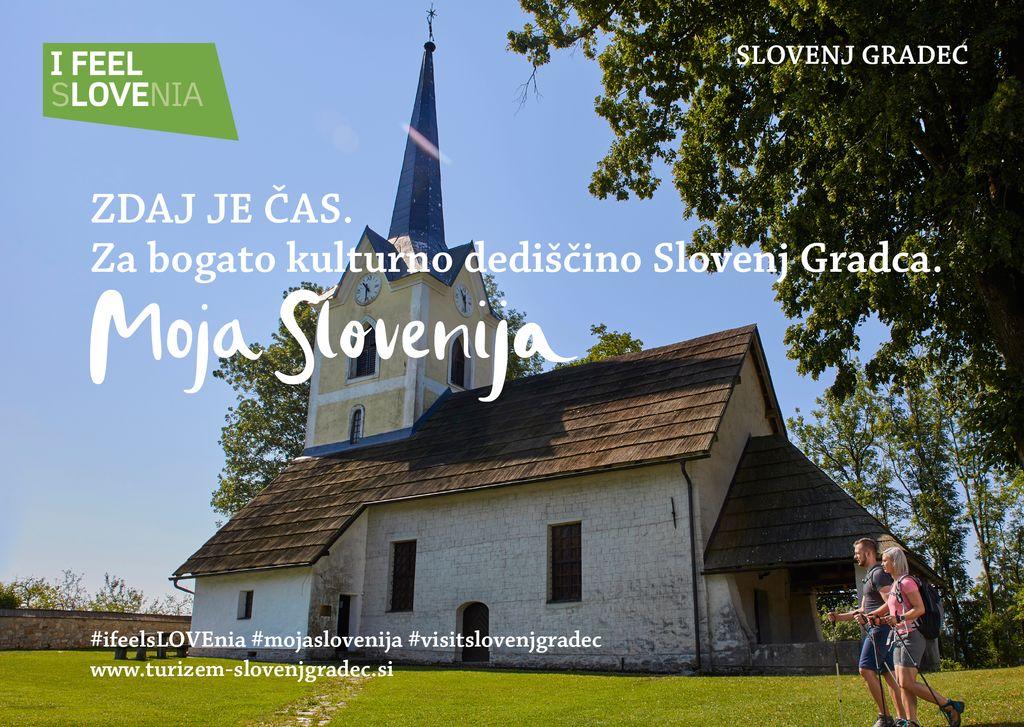 Cerkev sv. Jurija, avtor Vanč Pisar
