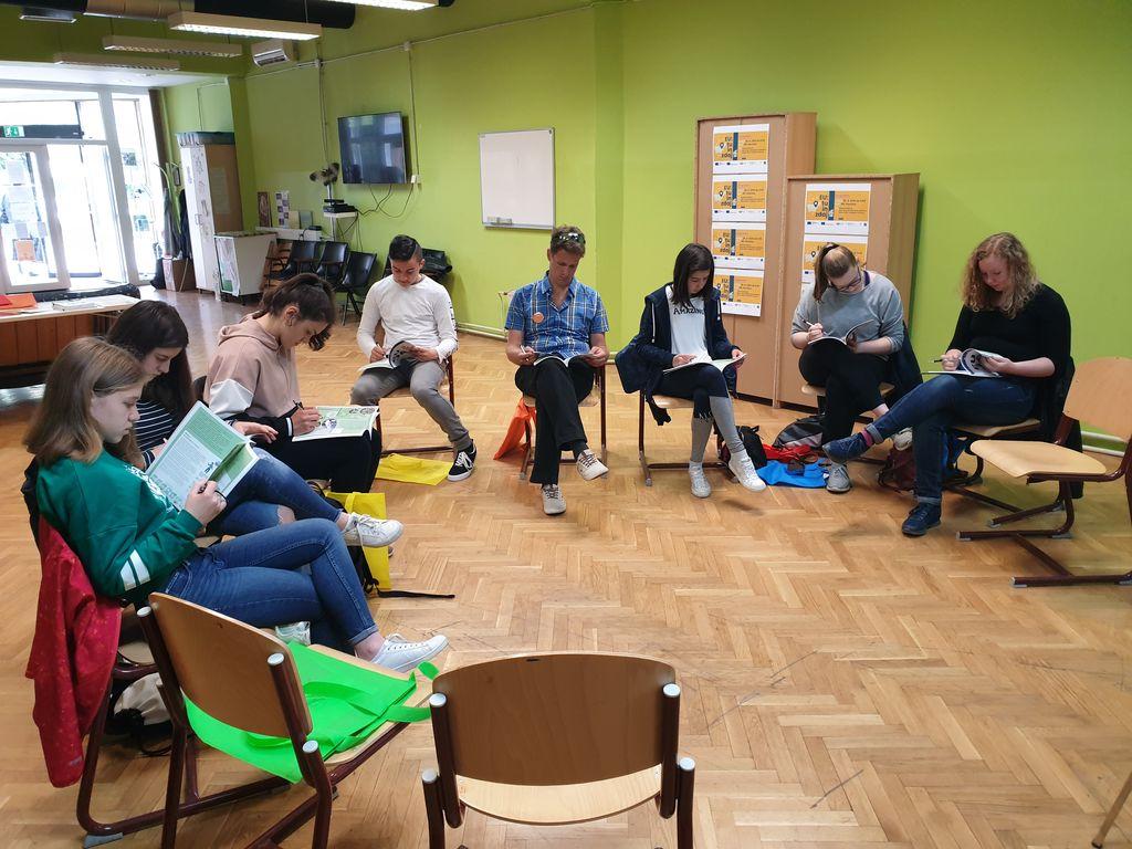 Evropske institucije približali sevniški mladini