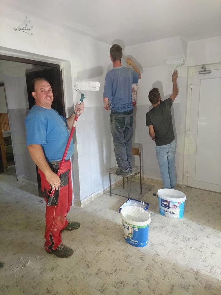 Obnova gasilskega doma PGD Starošince