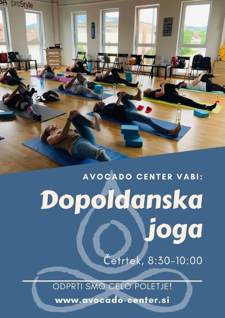 Dopoldanska joga
