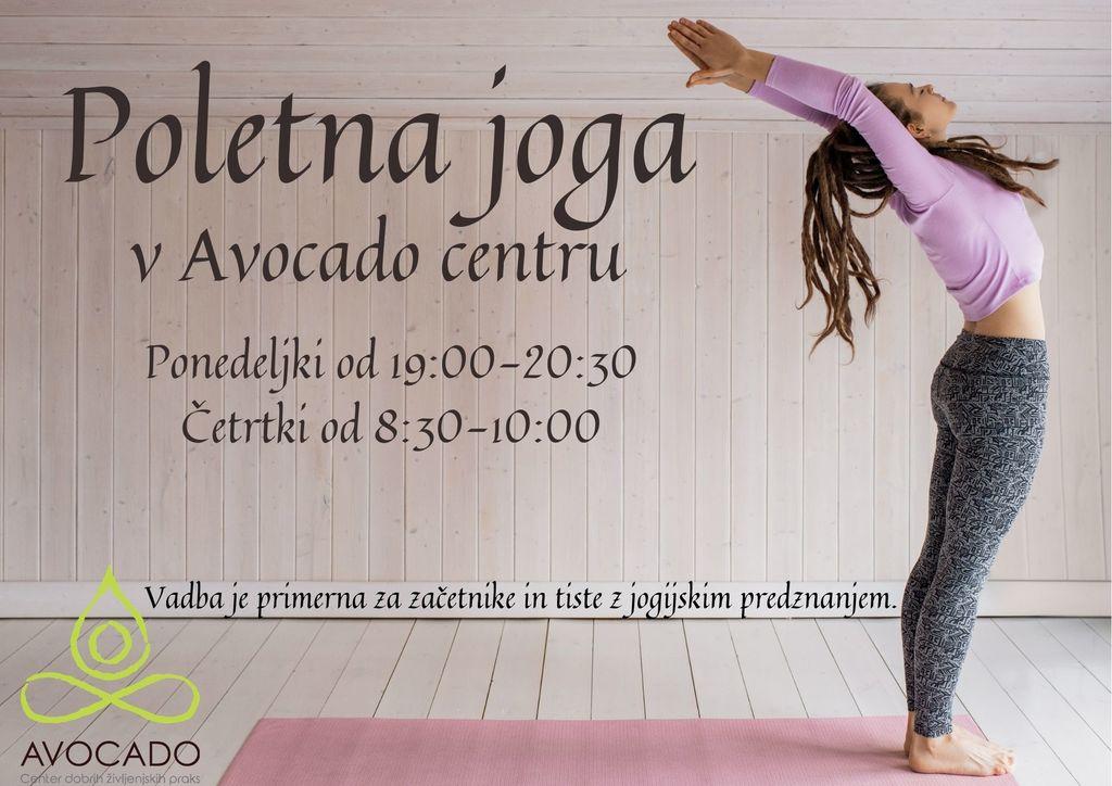 Poletna joga