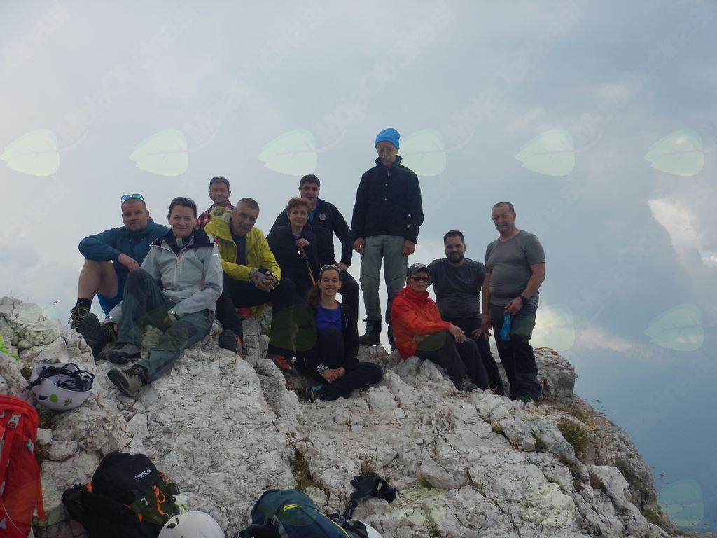 Srebrni Dolomiti PD Slovenj Gradec