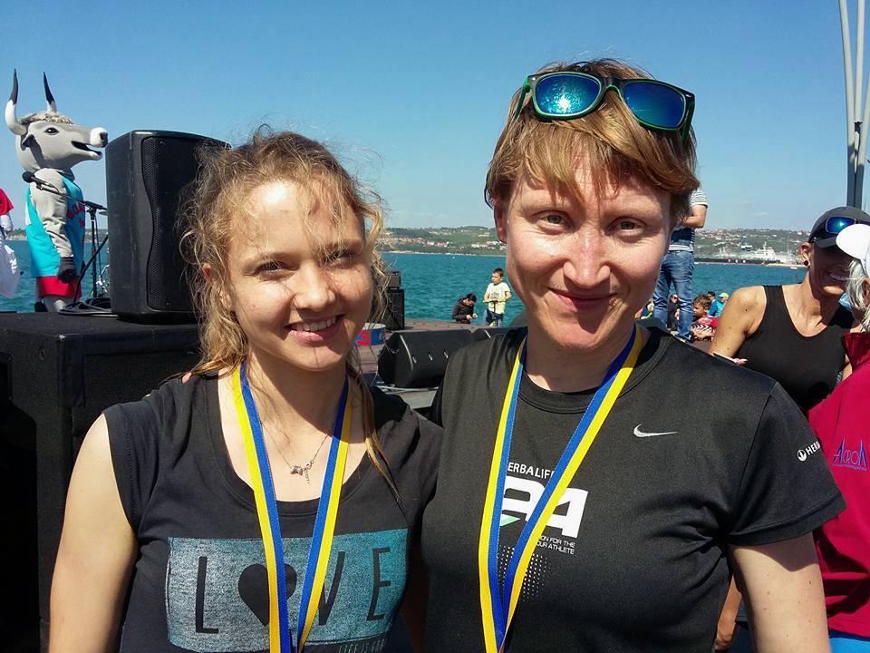 Eva Zorman SREBRNA na Istrskem maratonu