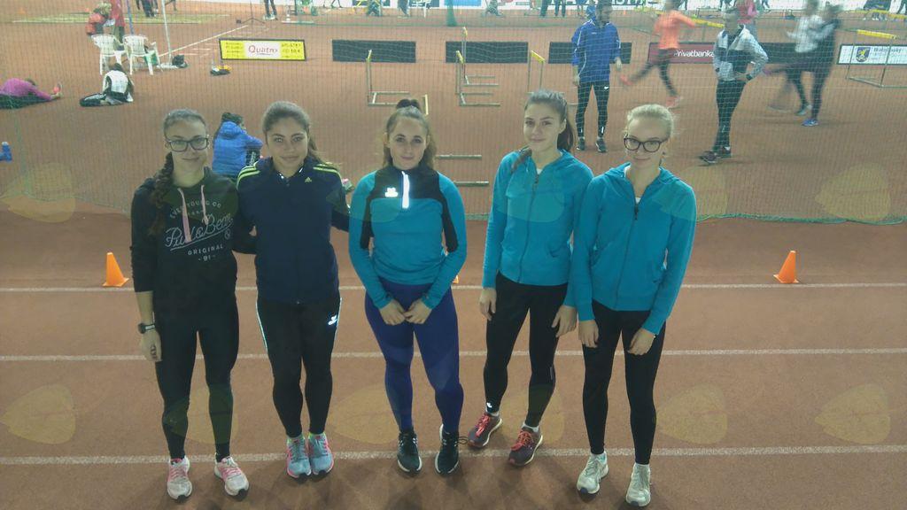 Mednarodni atletski dvoranski miting mladih - Bratislava