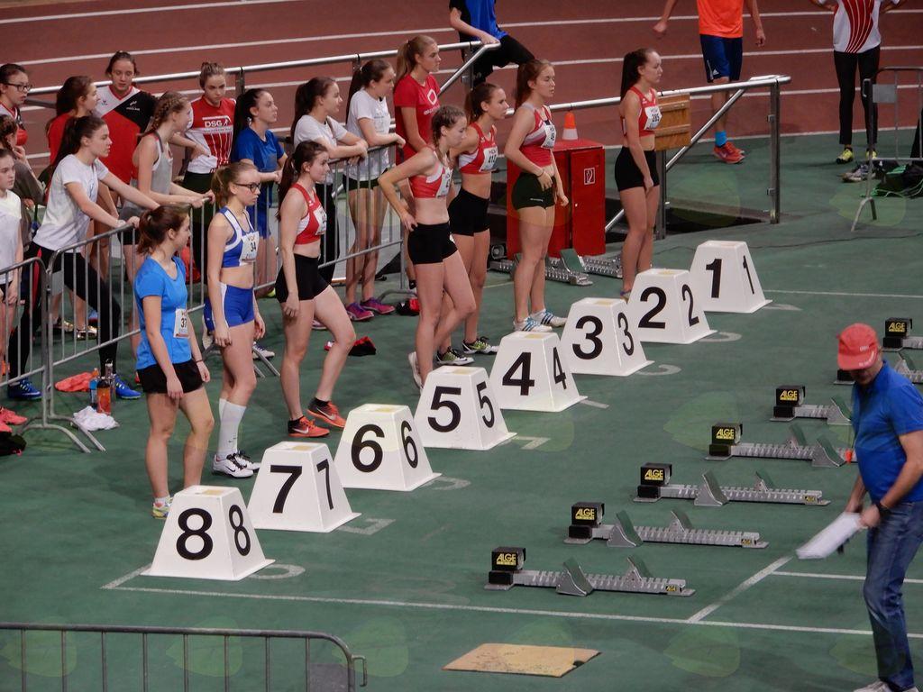 Številni rekordi na mitingu na Dunaju