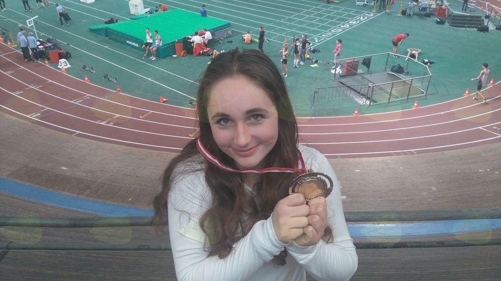 Tudi z Dunaja s kompletom medalj