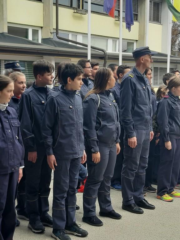 Kviz gasilske mladine