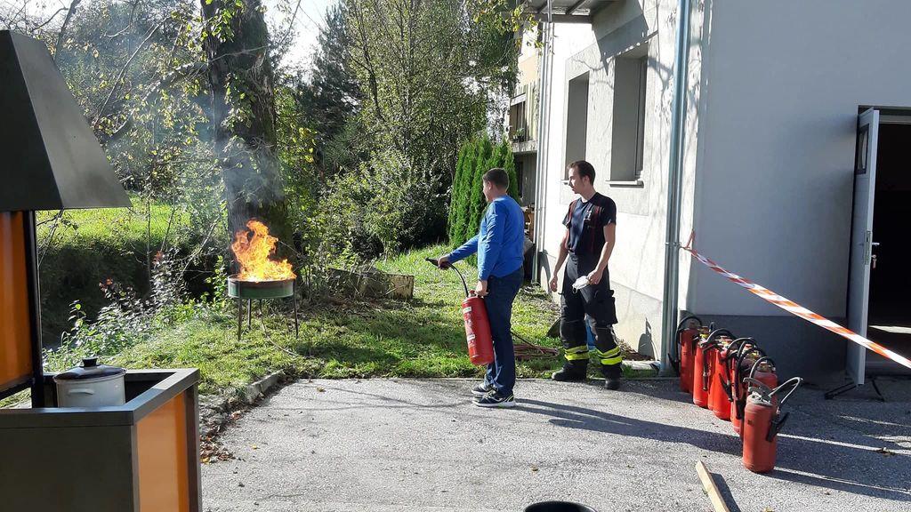 Zgodovinska ekskurzija Mladine PGD Vnanje Gorice