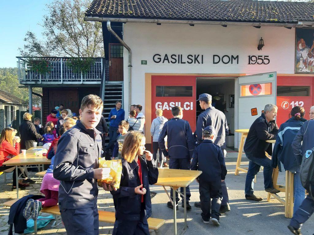 Regijsko tekmovanje in strokovna ekskurzija mladine PGD Vnanje Gorice