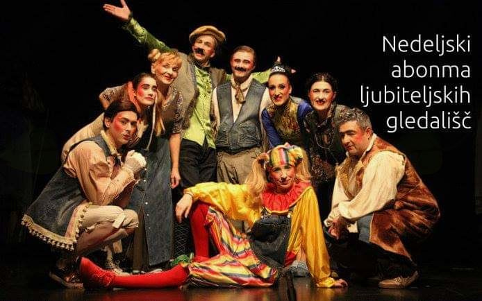 Gledališka predstava KD Janez Jalen Notranje Gorice, Prevare