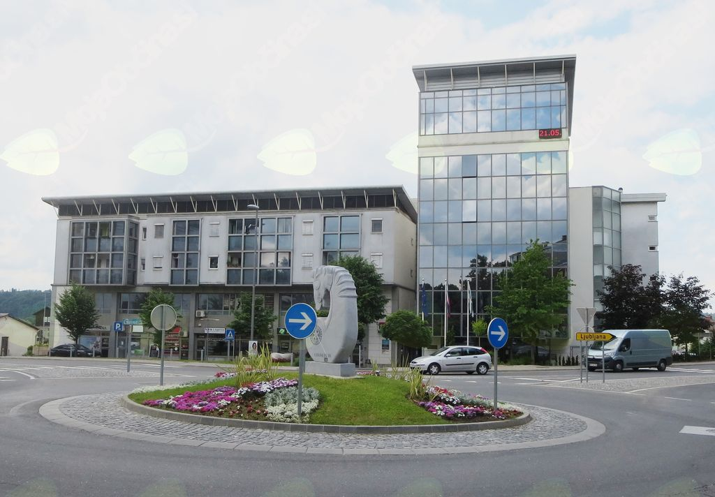 Grosuplje - občinska stavba