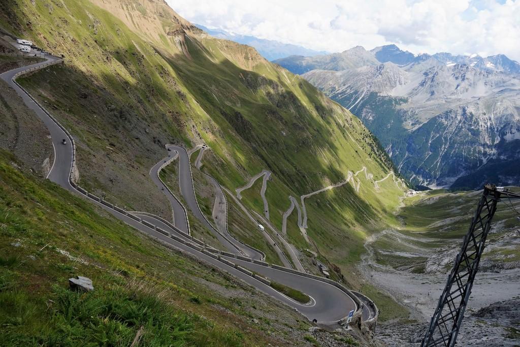 Švica s kolesom