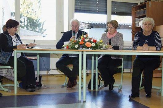 Delovno predsedstvo je uspešno vodilo potek zbora