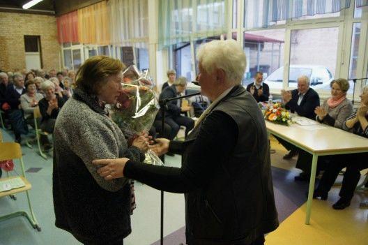 Pohvala za udeležbo na zboru pri bisernih 88.