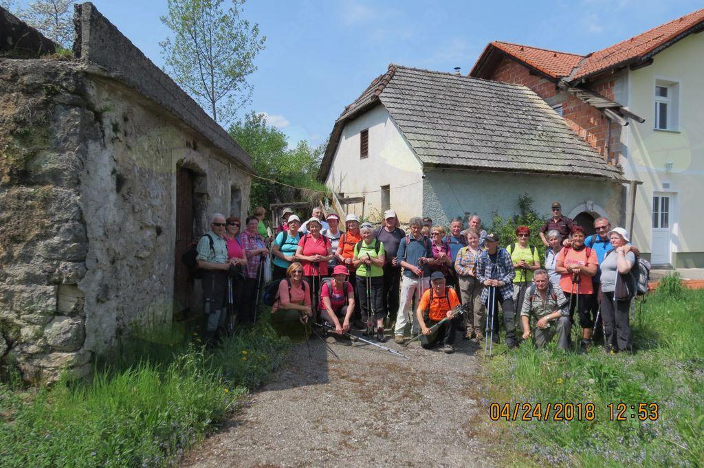 Skupinska slika OB Vajsovem mlinu