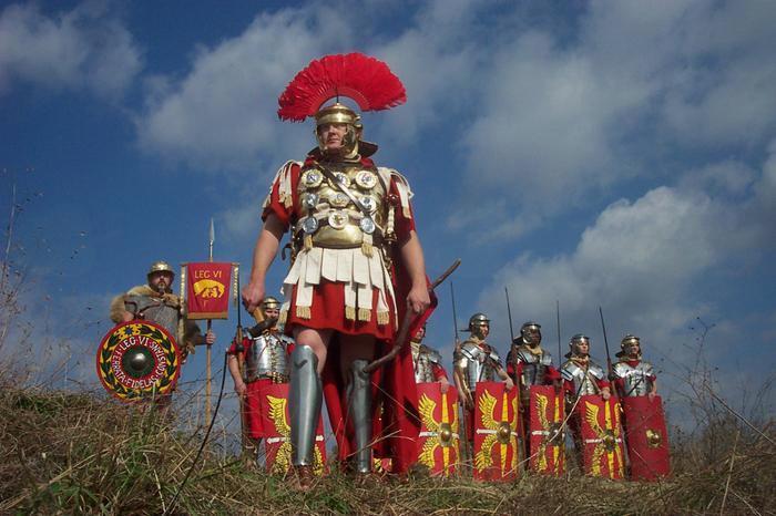 Dan Rimljanov na Pokojišču