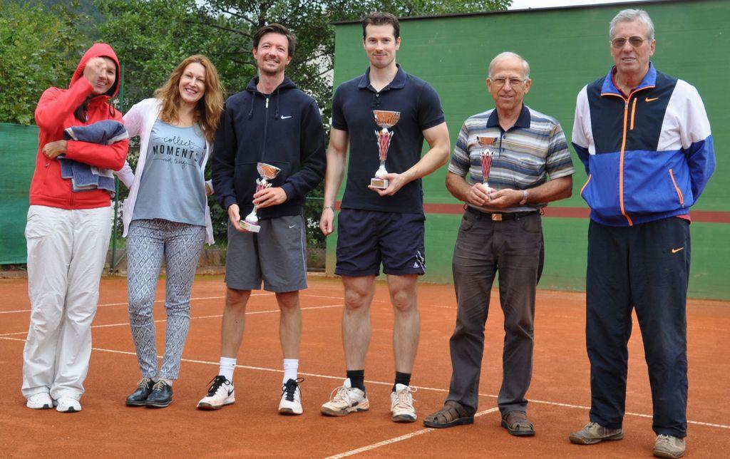 Teniški turnir v Horjulu