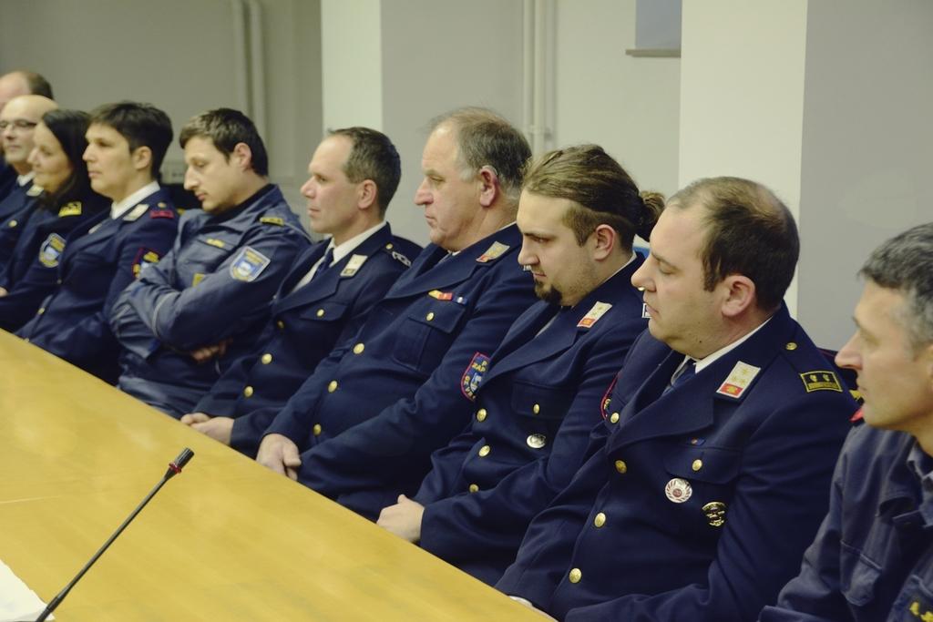 Župan sprejel tudi gasilce