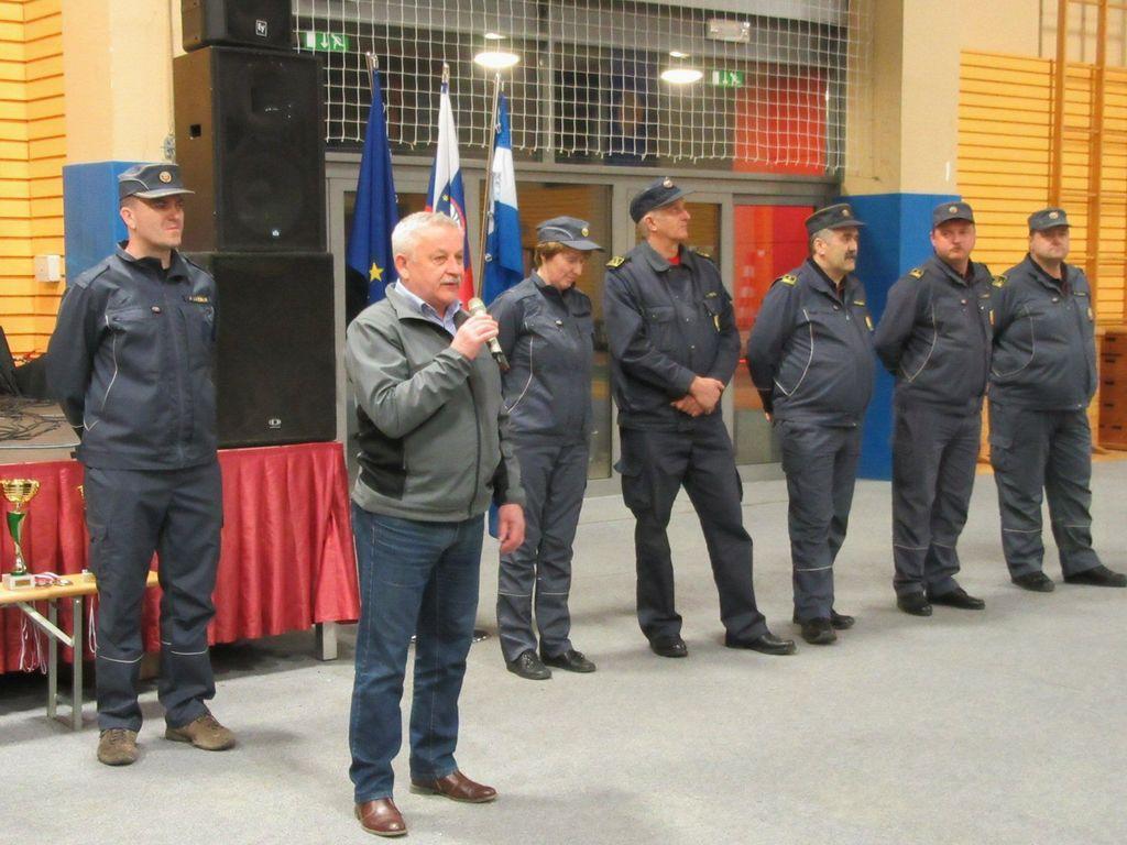 Mednarodno gasilsko tekmovanje