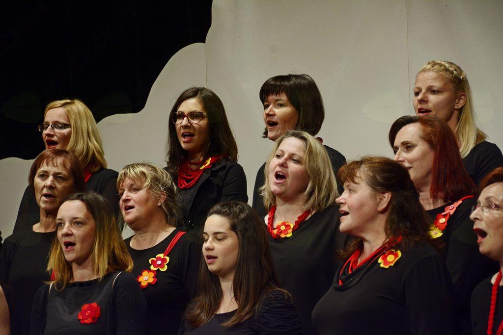 Pevski zbor vrhniških vzgojiteljic
