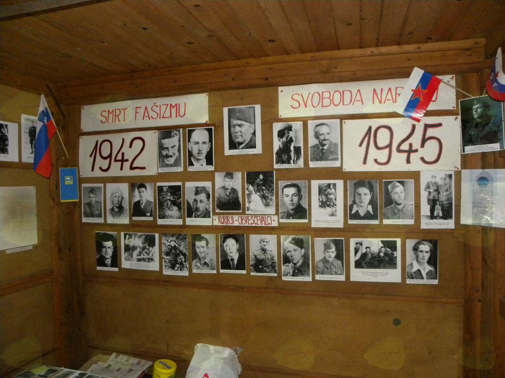 Obnova bivakov na kurirski postaji  TV-17