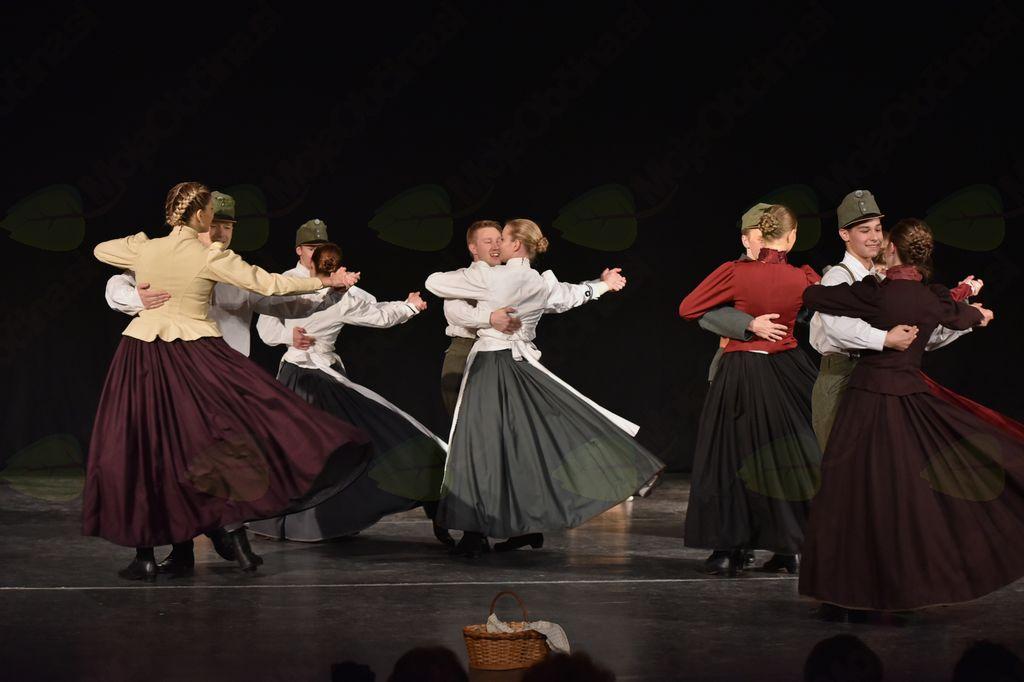 Na vrhu folklornih skupin Slovenije