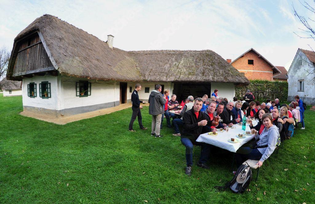 Strokovna ekskurzija v Pomurje