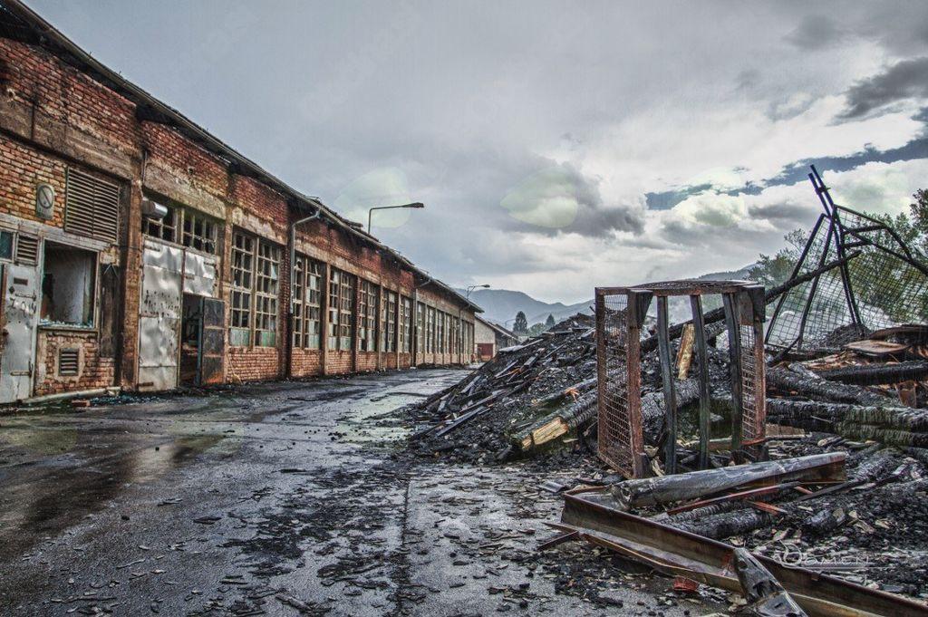 Oživitev industrijskega območja Liko