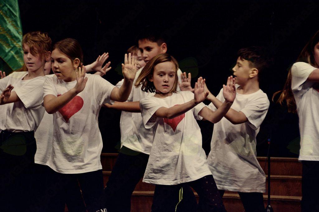 Plesna skupina Petka