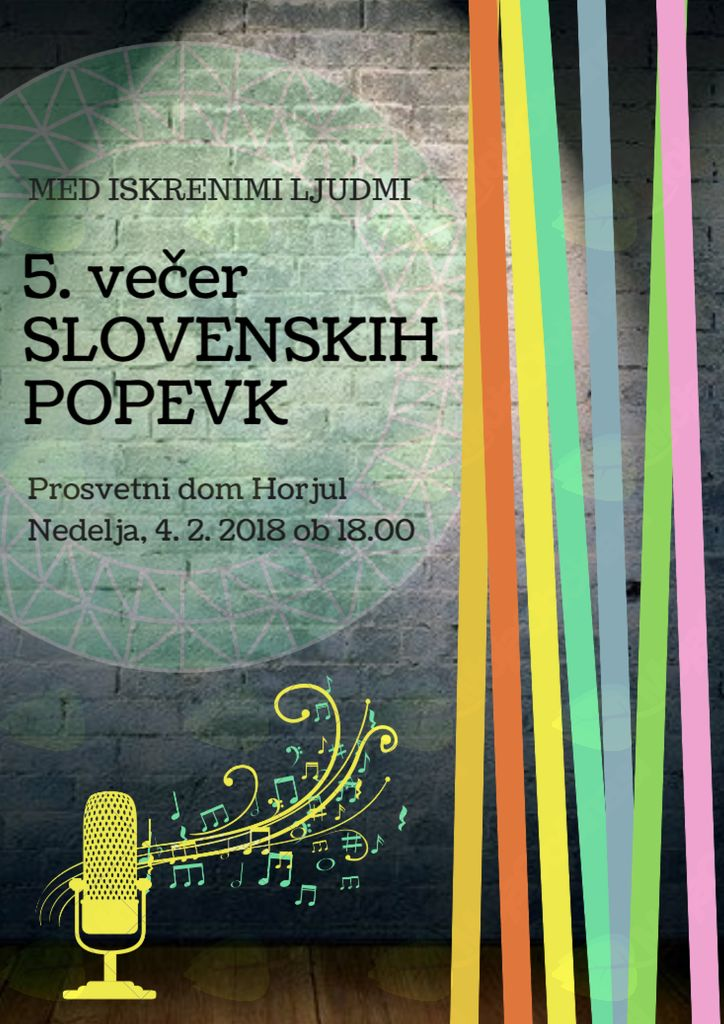 5. večer slovenskih popevk
