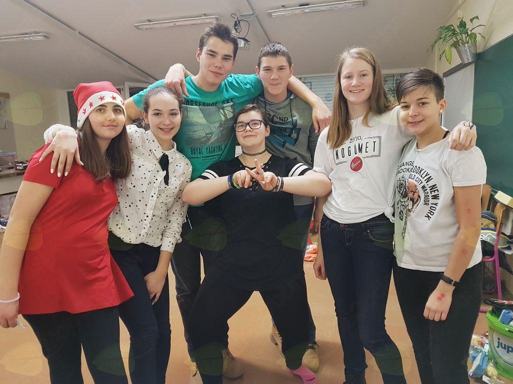 Novoletni ples OŠ Horjul