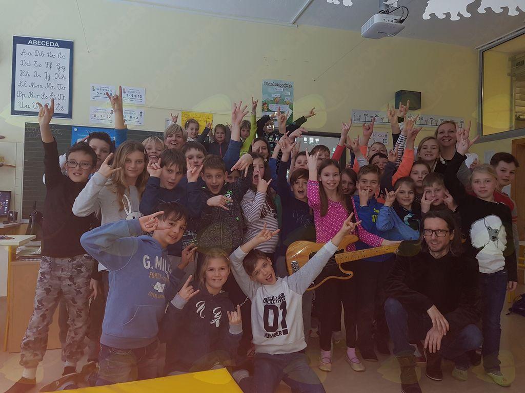 Kulturni teden v 4. razredu