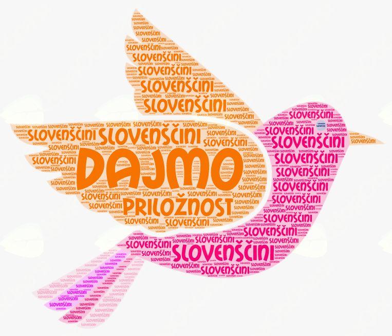 Dajmo priložnost slovenščini