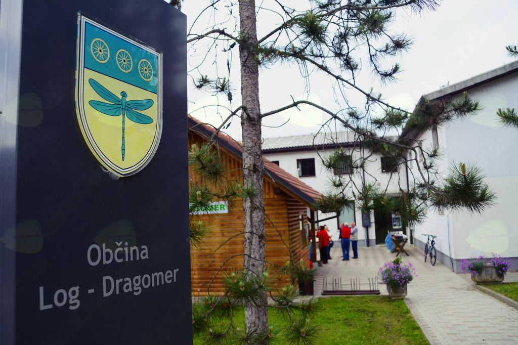 Pohvale županu Občine Log - Dragomer in njegovi ekipi